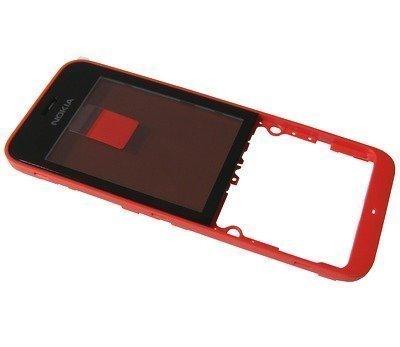 Etupaneeli Nokia 220/ 220 Dual SIM red