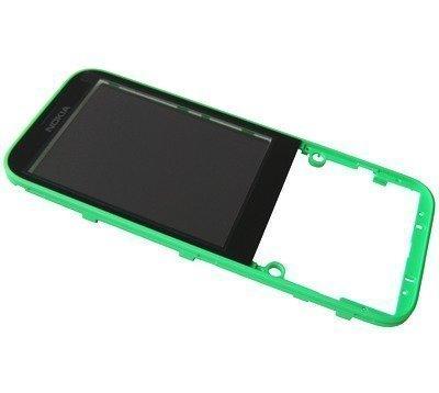 Etupaneeli Nokia 225/ 225 Dual SIM green