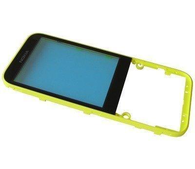 Etupaneeli Nokia 225/ 225 Dual SIM yellow