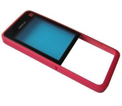 Etupaneeli Nokia 301 Dual SIM fuchsia