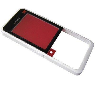 Etupaneeli Nokia 301 valkoinen