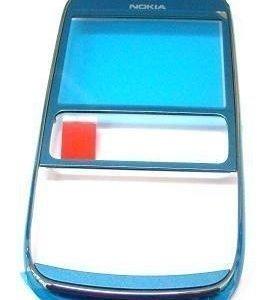 Etupaneeli Nokia 302 Asha mid blue