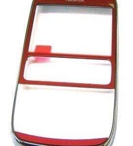 Etupaneeli Nokia 302 Asha plum red