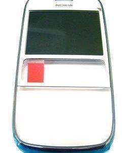Etupaneeli Nokia 302 Asha valkoinen