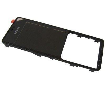 Etupaneeli Nokia 515/ 515 Dual SIM musta