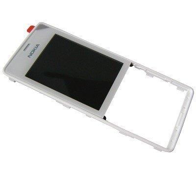 Etupaneeli Nokia 515/ 515 Dual SIM valkoinen