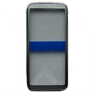 Etupaneeli Nokia 5530x valkoinen / blue
