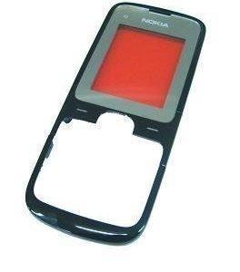 Etupaneeli Nokia C2-00 grey Alkuperäinen