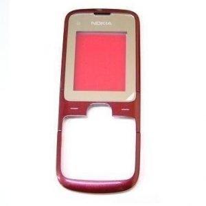 Etupaneeli Nokia C2-00 red Alkuperäinen