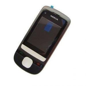 Etupaneeli Nokia C2-05 gray