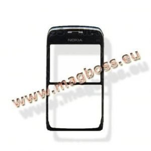 Etupaneeli Nokia E71 musta