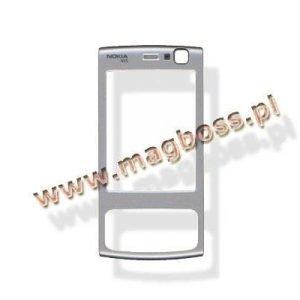 Etupaneeli Nokia N95 silver