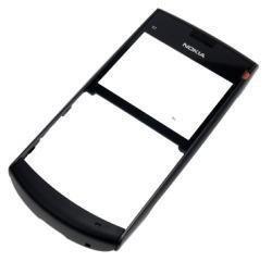 Etupaneeli Nokia X2-01 dark gray