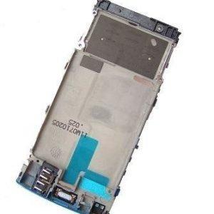 Etupaneeli Nokia X3-02 blue