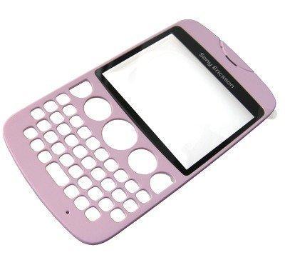 Etupaneeli Sony Ericsson CK13i TXT pink Alkuperäinen