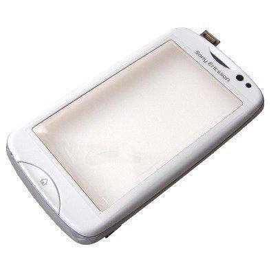 Etupaneeli Sony Ericsson CK15i TXT PRO valkoinen Alkuperäinen