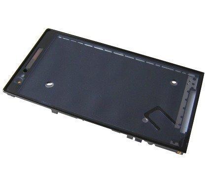 Etupaneeli Sony LT22i Xperia P musta