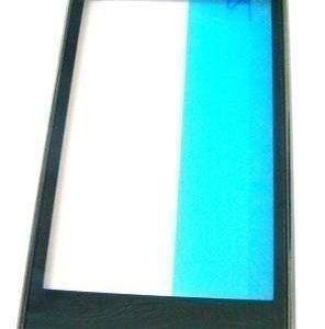 Etupaneeli kosketuspaneelilla LG P940 Prada 3.0 musta