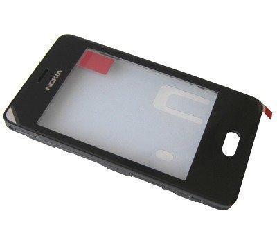 Etupaneeli kosketuspaneelilla Nokia Asha 501/ Asha 501 Dual SIM