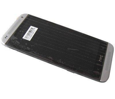Etupaneeli kosketuspaneelilla adne LCD dipslay HTC Desire 601 315n valkoinen Alkuperäinen