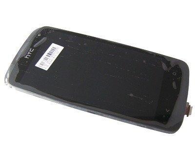 Etupaneeli kosketuspaneelilla and LCD Näyttö HTC Desire 500/ Desire 500 Dual Sim 5060 Alkuperäinen