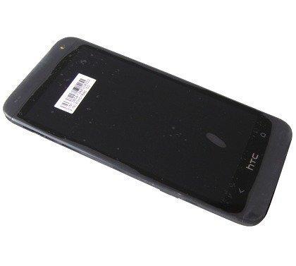 Etupaneeli kosketuspaneelilla and LCD Näyttö HTC Desire 601 315n musta Alkuperäinen