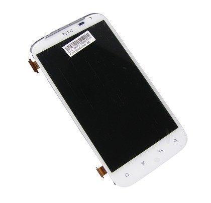 Etupaneeli kosketuspaneelilla and LCD Näyttö HTC Sensation XL Runnymede X315e Alkuperäinen