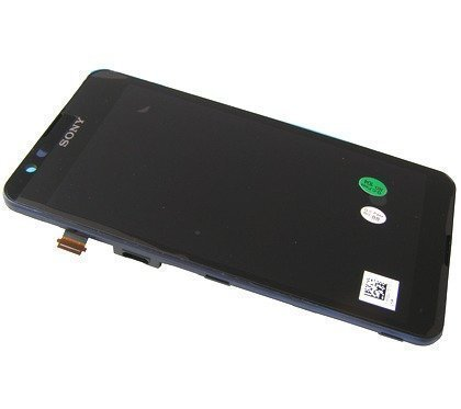 Etupaneeli kosketuspaneelilla and LCD Näyttö Sony E2003/ E2006/ E2033/ E2043/ E2053 Xperia E4g Alkuperäinen