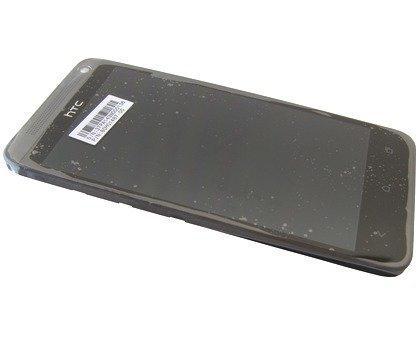 Etupaneeli kosketuspaneelilla and lcd Näyttö HTC Desire 501 603h Alkuperäinen