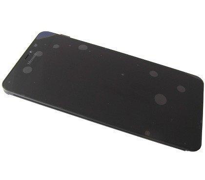 Etupaneeli kosketuspaneelilla ja LCD Näyttö Microsoft Lumia 640 XL Alkuperäinen