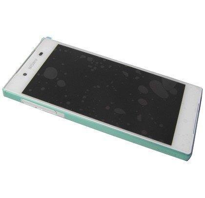 Etupaneeli kosketuspaneelilla ja LCD näytöllä Sony Xperia LCD Sony E6603/ E6653 Xperia Z5 Valkoinen Alkuperäinen