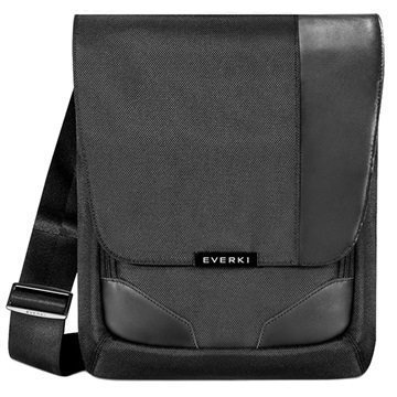 Everki Venue XL Premium Mini Messenger Bag 12.9 Black