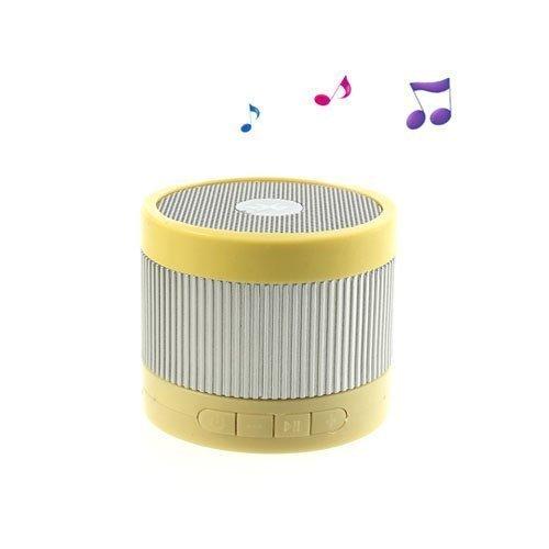 Ewa A105 Keltainen Langaton Bluetooth Kaiutin