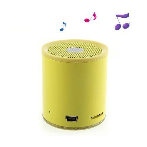 Ewa A106 Keltainen Langaton Bluetooth Kaiutin