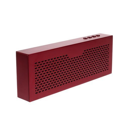 Ewa D503 Punainen Bluetooth Kaiutin Mikrofonilla