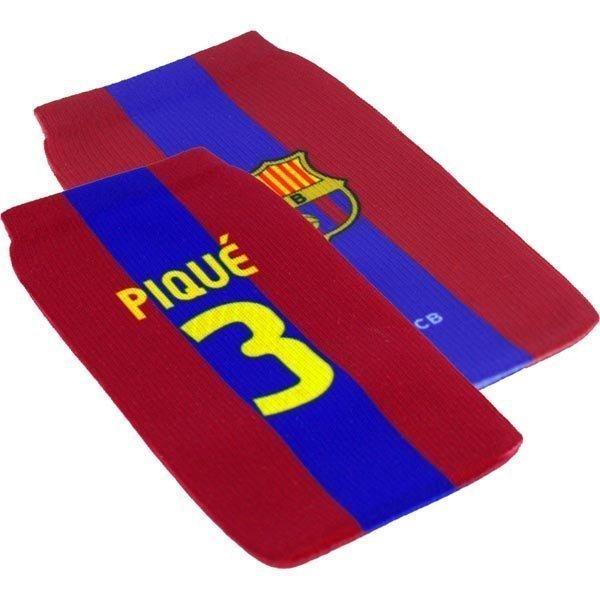 FC Barcelona puhelinpussi PIQUE sininen/punainen