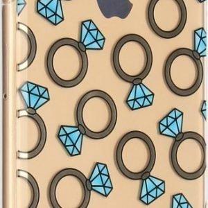 FLAVR iPlate Diamond Ring iPhone 6/6S