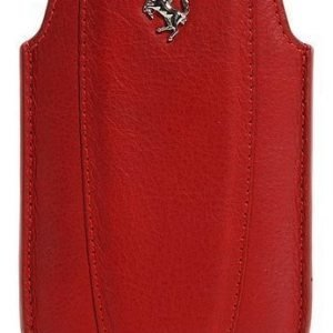 Ferrari GT Modena Leather Sleeve for iPhone 3 & 4 (116 x 62 x 13 mm) Red