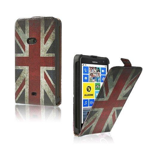Festival Iso-Britannia Nokia Lumia 625 Nahkakotelo