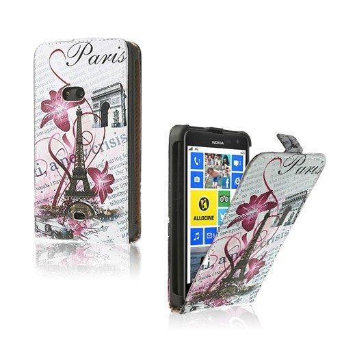 Festival Pariisi Nokia Lumia 625 Nahkakotelo