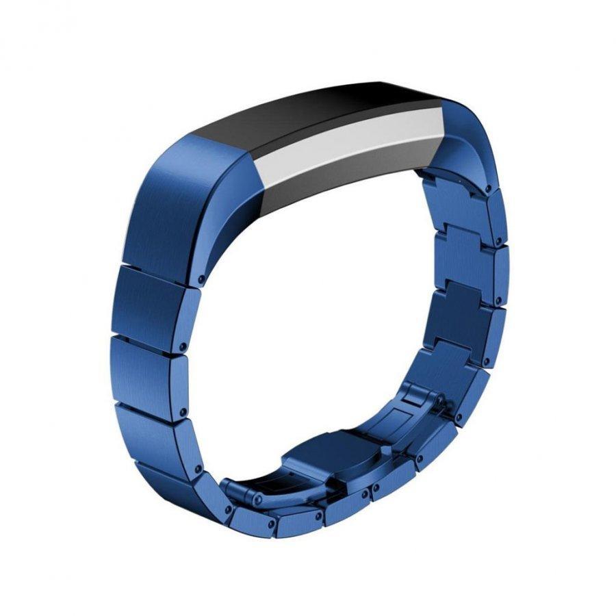Fitbit Alta Korvaava Ruostumaton Teräs Kellon Ranneke Sininen