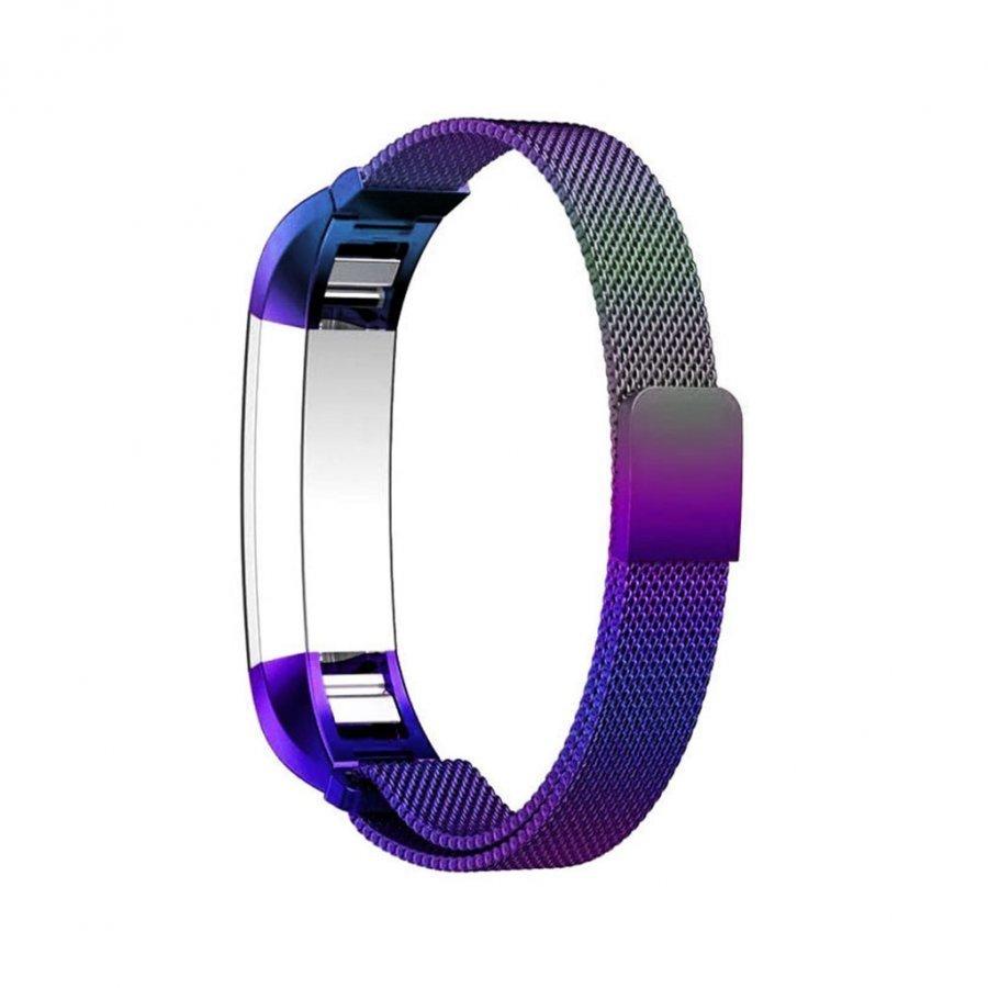Fitbit Alta Milaneesi Magneettinen Ruostumaton Teräs Ranneke Monivärinen