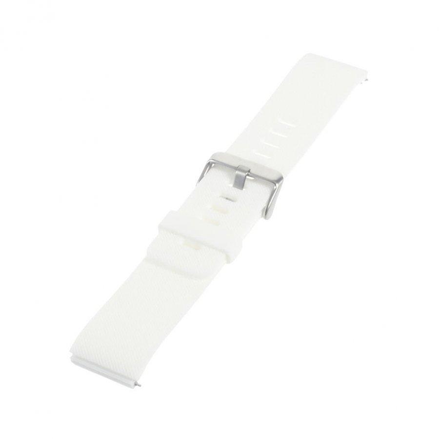 Fitbit Blaze Pehmeä Silikoni Urheilu Ranneke Valkoinen