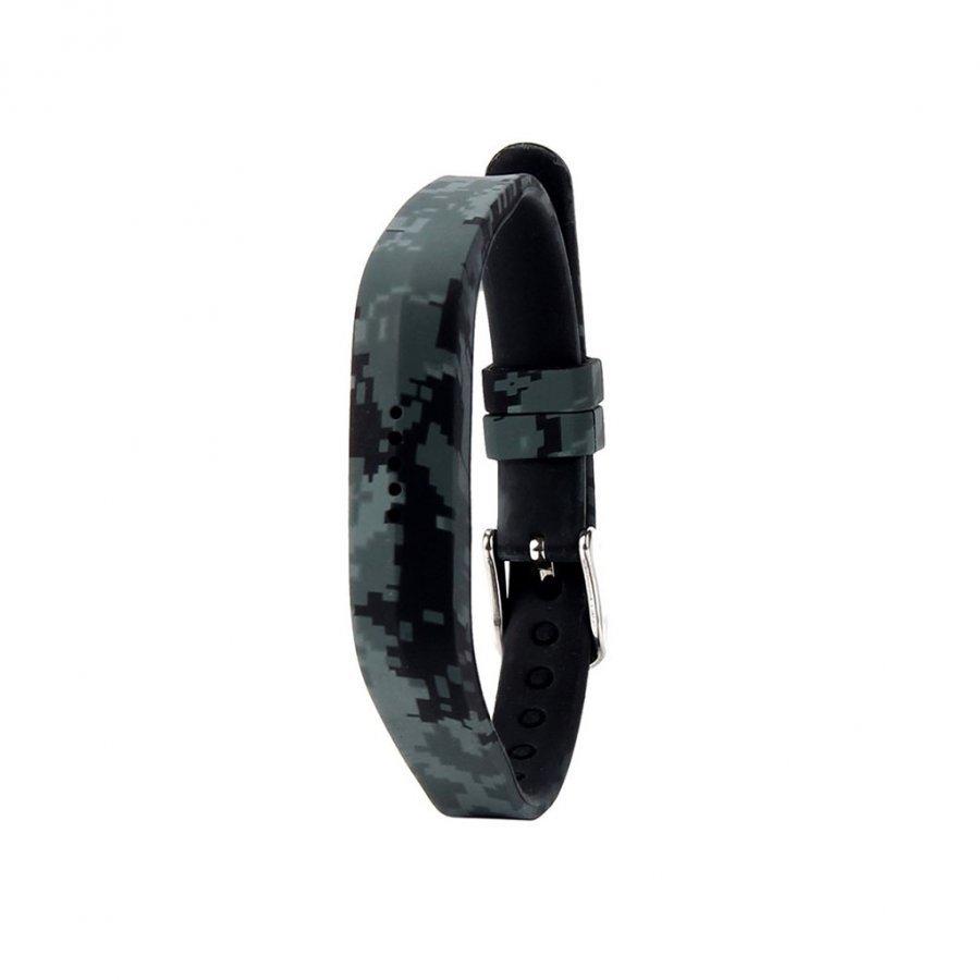Fitbit Flex 2 Joustava Silikoni Ranneke Mosaiikki