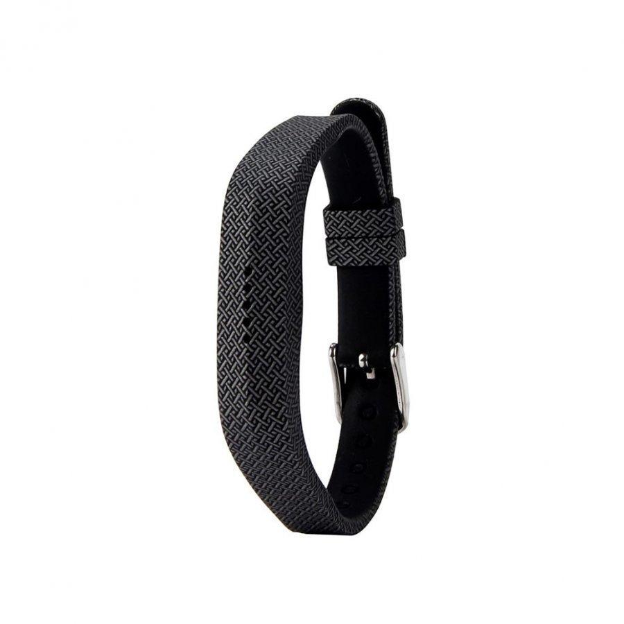 Fitbit Flex 2 Joustava Silikoni Ranneke Punottu Kuvio