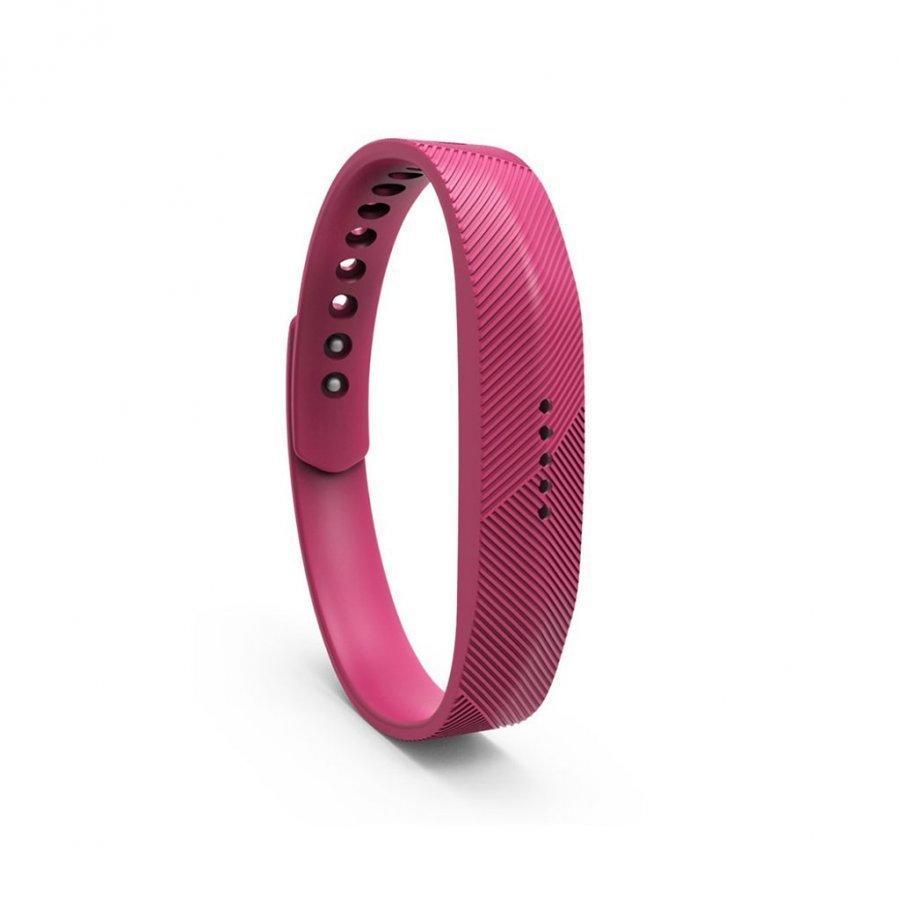 Fitbit Flex 2 Urheilu Silikoni Ranneke Kuuma Pinkki