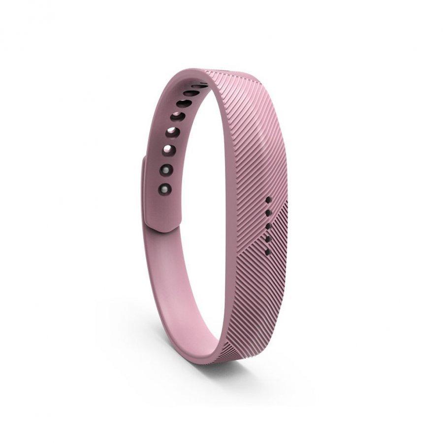 Fitbit Flex 2 Urheilu Silikoni Ranneke Pinkki
