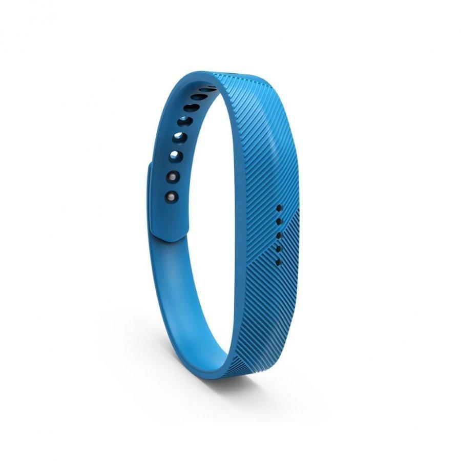 Fitbit Flex 2 Urheilu Silikoni Ranneke Sininen