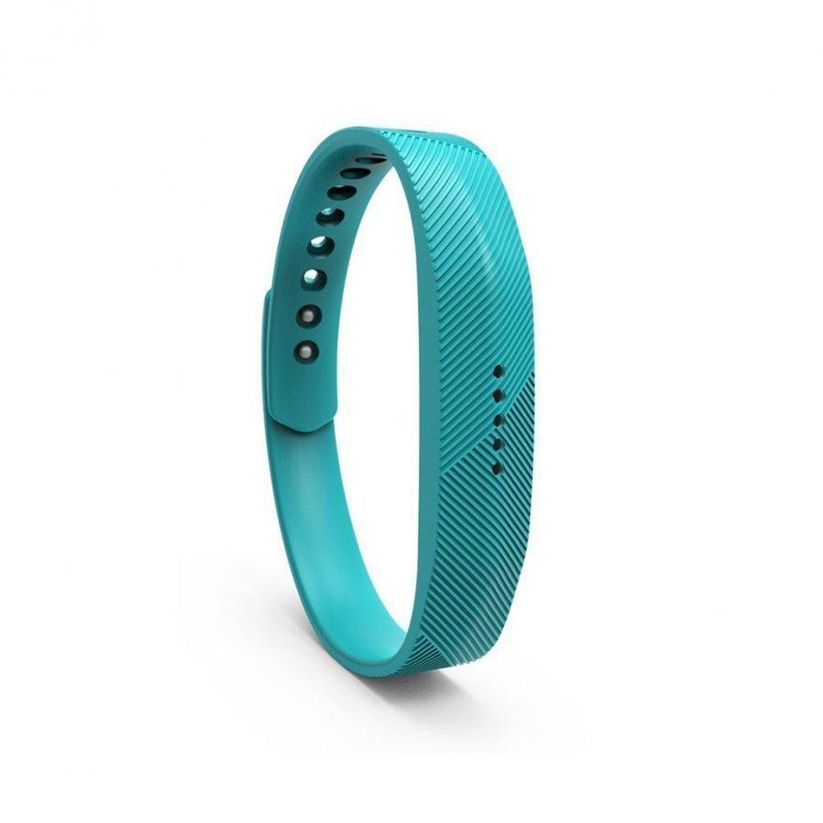 Fitbit Flex 2 Urheilu Silikoni Ranneke Syaani