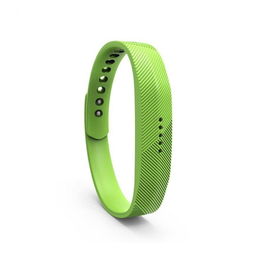 Fitbit Flex 2 Urheilu Silikoni Ranneke Vihreä